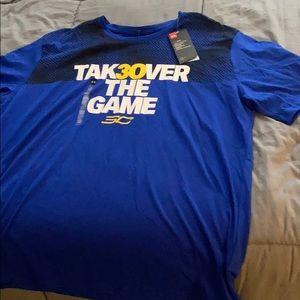 Rare Under Armour SC shirt